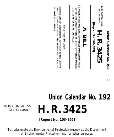 ENVIRONMENT PROTECTION ACT 1993 PDF