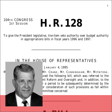 congress essay on veto Article i, section 7, paragraph 2, and article i, section 3, respectively 3 corwin   the congress and veto powers with the president (hammond and miller, 1987.
