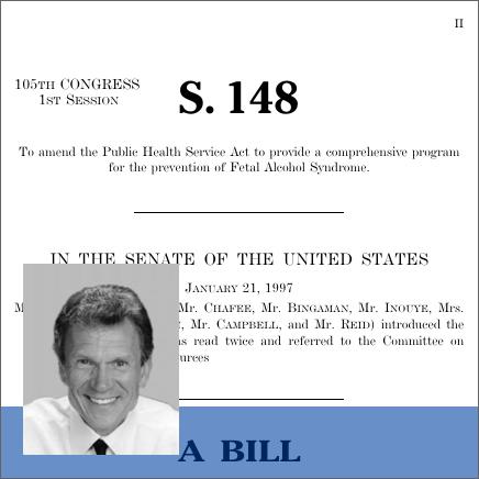 fetal alcohol syndrome legislation