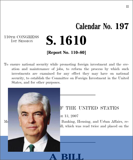 Us foreign investment and national security act of 2007 mercado forex argentina