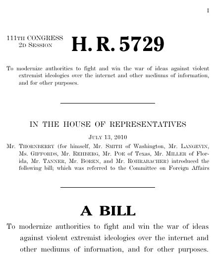 Smith Mundt Modernization Bill Of 2018