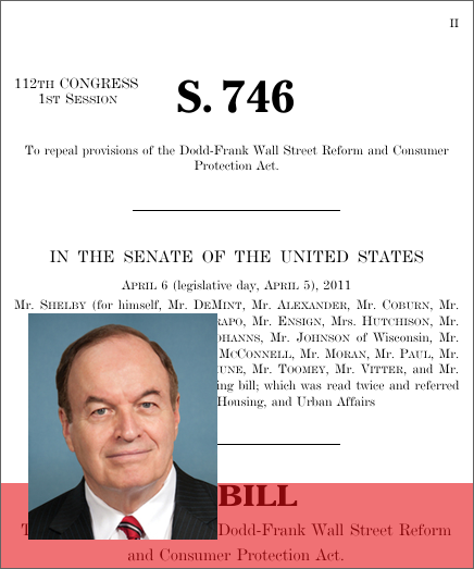 Dodd-Frank Repeal Act of 2011 (2011