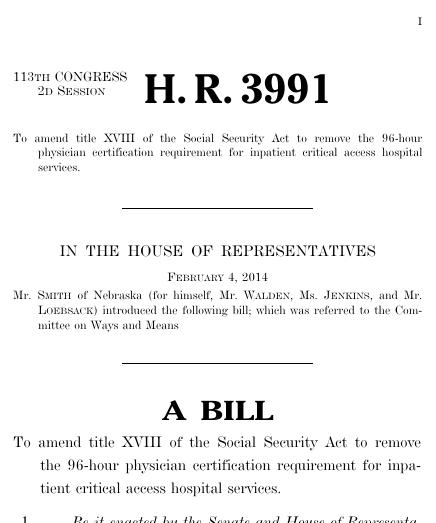 Thumbnail of bill text