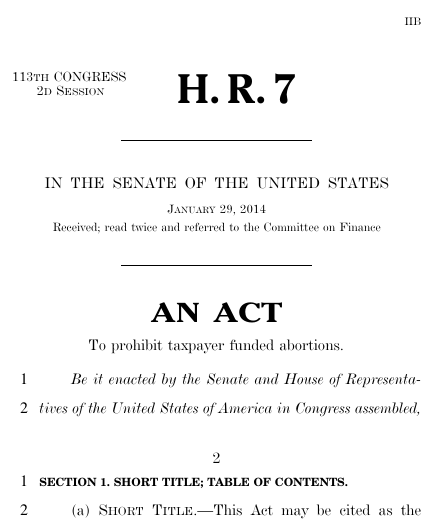 how to write to congress