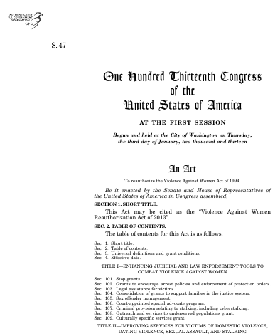 Image Result For Examples Of Bills For Student Congress
