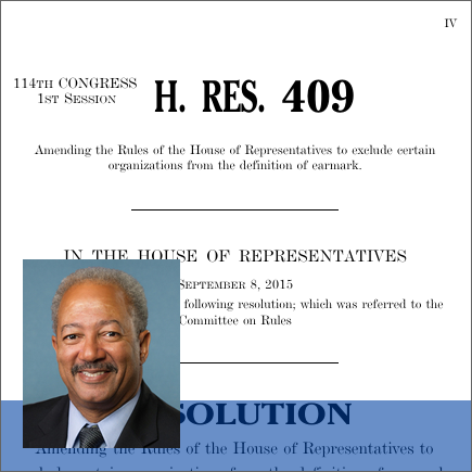 Amending The Rules Of The House Of Representatives To