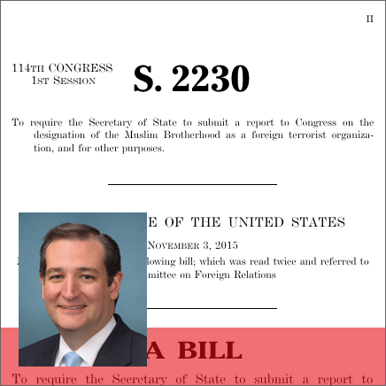 Image result for pic of Congressional Bill S.2230