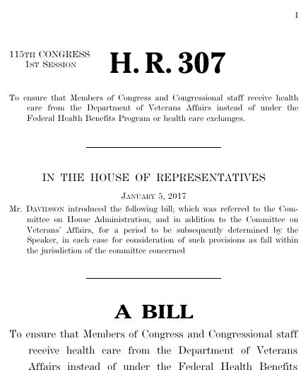 Lead by example act of 2017 hr 307 govtrack thumbnail of bill text pronofoot35fo Choice Image