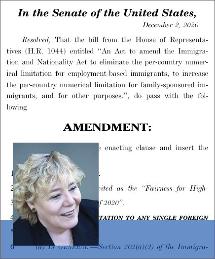 Fairness for High-Skilled Immigrants Act of 2019 (H R  1044