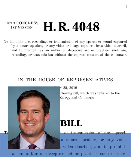 H.R. 4048: Automatic Listening Exploitation Act of 2019
