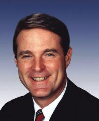 Photo of sponsor Evan Bayh