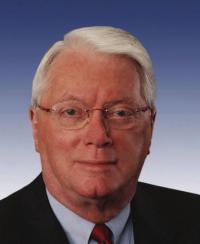 Photo of sponsor Jim Bunning