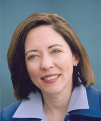 Photo of sponsor Maria Cantwell