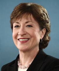 Photo of sponsor Susan Collins