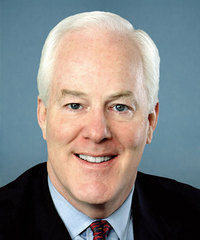Photo of sponsor John Cornyn