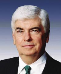 Photo of sponsor Christopher Dodd