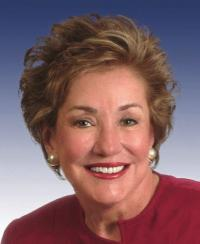 Photo of Sen. Elizabeth Dole [R-NC, 2003-2008]