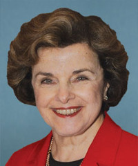 Photo of sponsor Dianne Feinstein