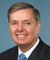 Portrait of Lindsey Graham