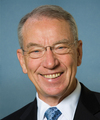 "Photo of sponsor Charles ""Chuck"" Grassley"