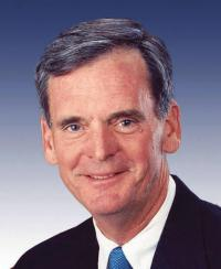 Photo of Sen. Judd Gregg [R-NH, 1993-2010]