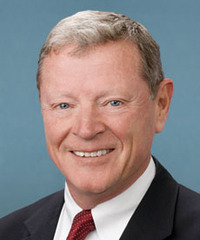 "Photo of sponsor James ""Jim"" Inhofe"