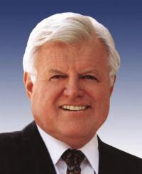 "Photo of Sen. Edward ""Ted"" Kennedy [D-MA, 1962-2009]"
