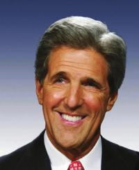 Photo of Sen. John Kerry [D-MA, 1985-2013]