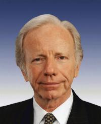 Photo of sponsor Joseph Lieberman