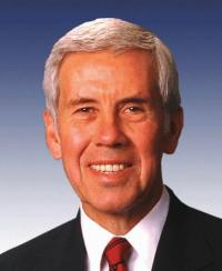 Photo of Sen. Richard Lugar [R-IN, 1977-2012]
