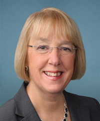 Photo of sponsor Patty Murray