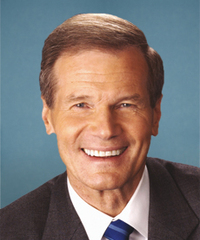 Photo of Sen. Bill Nelson [D-FL, 2001-2018]