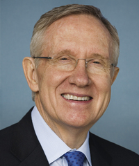 Photo of sponsor Harry Reid