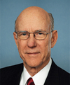 Portrait of Pat Roberts