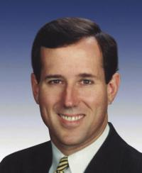 "Photo of sponsor Richard ""Rick"" Santorum"