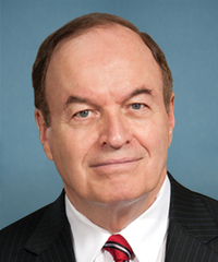Photo of sponsor Richard Shelby
