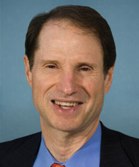 Photo of sponsor Ron Wyden