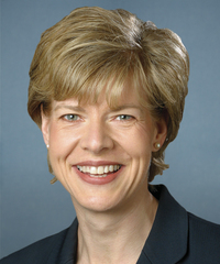 Photo of sponsor Tammy Baldwin