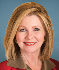Photo of sponsor Marsha Blackburn