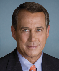 Photo of Rep. John Boehner [R-OH8, 1991-2015]