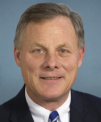 Photo of sponsor Richard Burr
