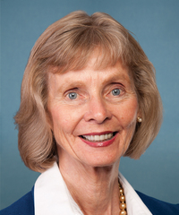 Photo of sponsor Lois Capps