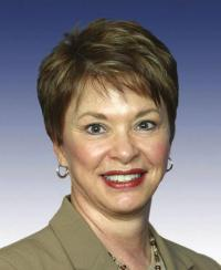 Photo of Rep. Barbara Cubin [R-WY0, 1995-2008]