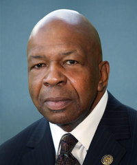 Photo of sponsor Elijah Cummings