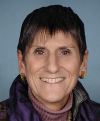 Photo of sponsor Rosa DeLauro