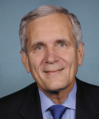 Photo of sponsor Lloyd Doggett