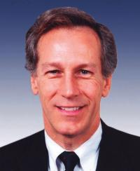 Photo of sponsor Virgil Goode Jr.