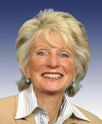 Photo of sponsor Jane Harman