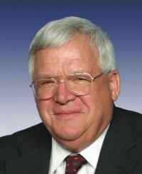 "Photo of sponsor Dennis ""Denny"" Hastert"