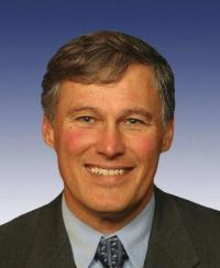 Photo of sponsor Jay Inslee